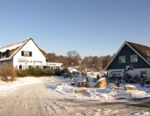 receptionen om vinteren
